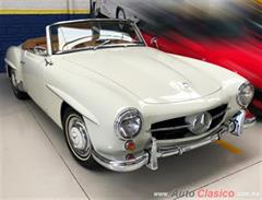 1961 Mercedes Benz 190 SL Convertible