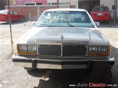 1981 Ford Crown victoria 1981 Sedan