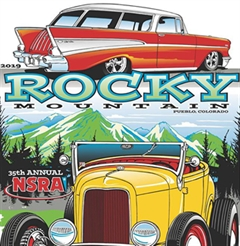 Más información de 35th NSRA Rocky Mountain Street Rod Nationals