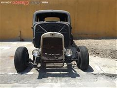 1938 Chevrolet Rat Rod Sedan