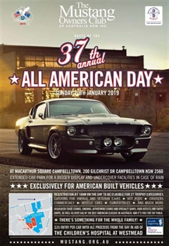 37th Annual All American Day