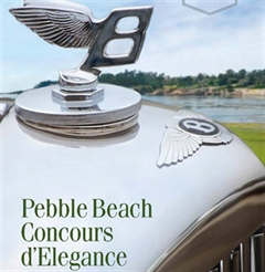 More information about Pebble Beach Concours D'Elegance 2019