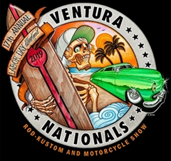 Más información de 17th Annual Ventura Nationals