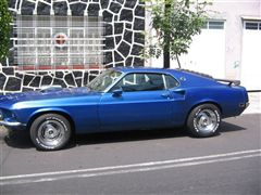 Ford Mustang Fastback 1969