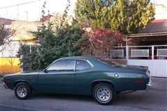 Dodge VALIANT DUSTER Coupe 1976