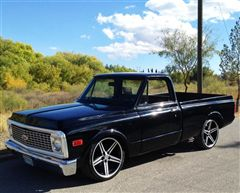 Chevrolet Custom 10 Pickup 1970