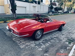 1963 Chevrolet CORVETTE C2 STING RAY 10 ANIVERSARIO Convertible