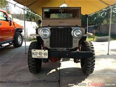 1948 Willys WILLYS CJ2A Coupe