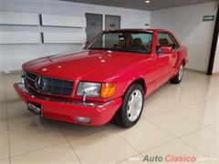1988 Mercedes Benz 560 SEC Coupe