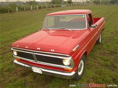 1971 Ford F100 Custom Pickup