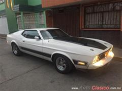 1973 Ford MUSTANG MACH ONE Coupe