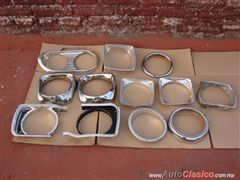 chrysler - dodge - chevrolet - valiant - biseles para faros