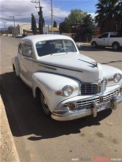 1946 Lincoln Mercury Coupe