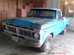 1975 Ford pick-up camioneta Pickup