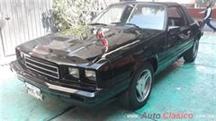 1983 Ford Mustang Hard Top Convertible