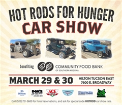 Hot Rods For Hunger Car Show 2019