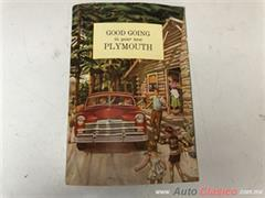 PLYMOUTH 1949  MANUAL ORIGINAL