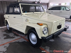 1980 Volkswagen VW SAFARi Convertible