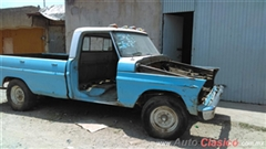 1969 Ford camioneta pik up en partes Pickup