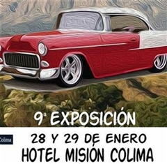 9th Classic and Sports Cars Colima