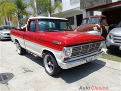 1969 Ford F100 CUSTOM SPORT Pickup