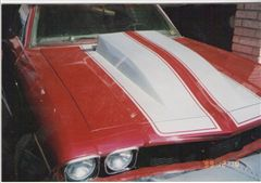 CHEVELLE SS MUSCLE CAR 1968