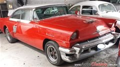 1956 Mercury Montclair Sin Poste Coupe
