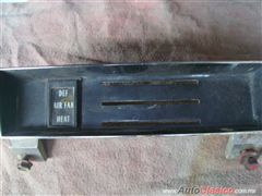 Control de aire de chevrolet pick up 1967-1972