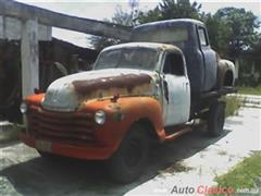 1949 Chevrolet 3600 estacas Pickup