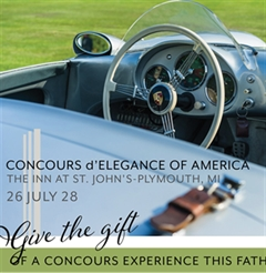 More information about Concours d'Elegance of America 2019