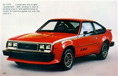 Amx Amc Rambler Rally 1979 - 1983