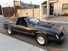 1982 Ford Mustang GT Fastback