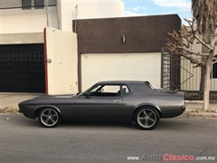 1971 Ford Mustang Hardtop