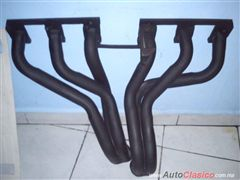 "HEADERS PARA DODGE 225 ""SLANT SIX"" VALIANT, VOLARE, DUSTER, DART, BARRACUDA, ETC"