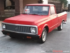 1972 Ford Chevrolet Pickup
