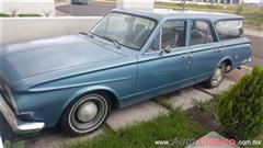 1964 Plymouth Valiant Wagon Vagoneta