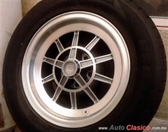 Rines Shelby Ten Spoke 15x7