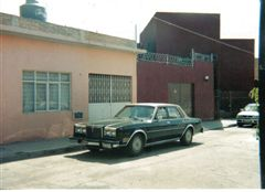 Chrysler lebaron Coupe 1981