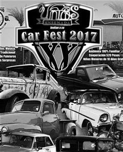 XX Car Fest Unicos Ensenada 2017