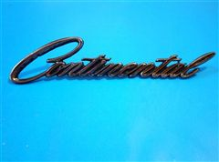 emblemas ford lincoln continental