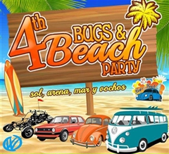 4th Bugs & Beach Party Playa Miramar