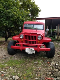 1961 Willys JEEP WILLYS Pickup