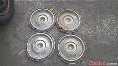 TAPONES FORD 57