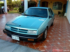 1989 Chrysler shadow Sedan