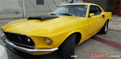 1969 Ford MUSTANG SPORTROOF Fastback
