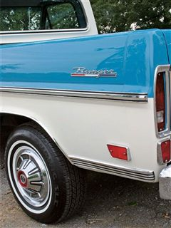 calaberas para pick up ford 1969