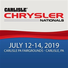Más información de Carlisle Chrysler Nationals 2019