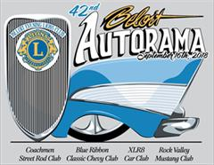 42nd Annual Beloit Lions Autorama Car Show & Swap Meet