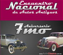 7th National Gathering of Old Cars Atotonilco