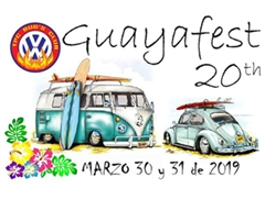 20th Guayafest 2019